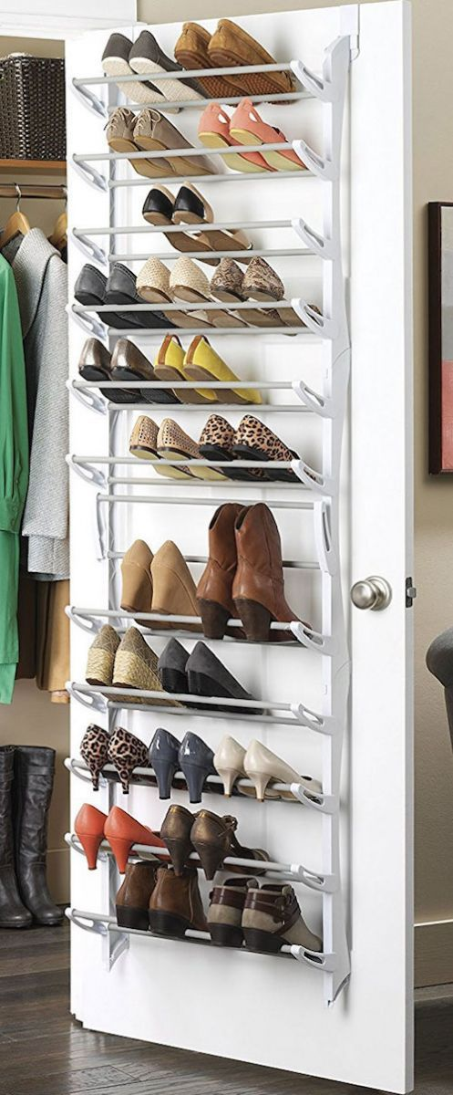 28 Astuces Geniales Pour Ranger Ses Chaussures Quand On N A