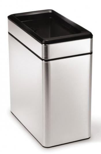 Kosz gabinetowy na śmiecie Profile (pojemność: 10 litrów)