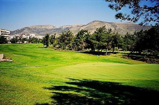Glyfada Golf Course - Athens Greece