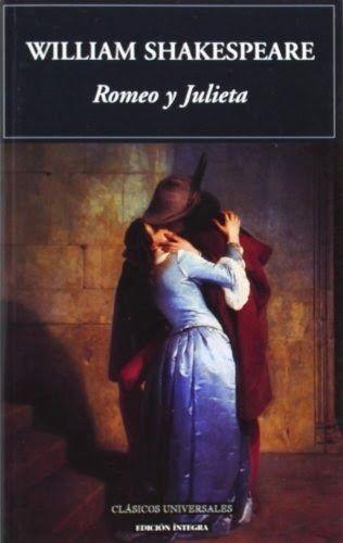 Las Lecturas de Nancy Sánchez: Romeo y Julieta