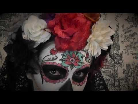 Tis a great tutorial that uses more common makeup. Sugar Skull
