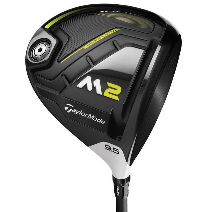 Il nuovo driver da golf M2 della Taylor Made per il 2017 porta i golfisti ad un nuovo livello in termini di distanza e facilità attraverso la nuova GeocousticTM technology.