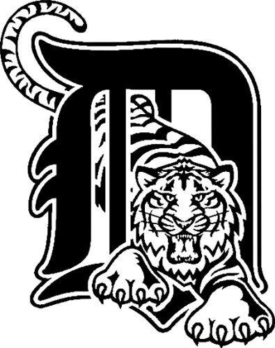 "Detroit Tigers MLB Vinyl Decal Sticker / 4"" x 5"" by JCM CUSTOM, http://www.amazon.com/dp/B007UTCK3O/ref=cm_sw_r_pi_dp_Mw78pb093GBRX"