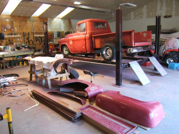 122 best car lifts images on pinterest cabinet storage Car lift plans