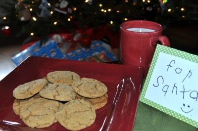 Soft Gingersnap Cookie-made em and they were terrific. The recipe is ...