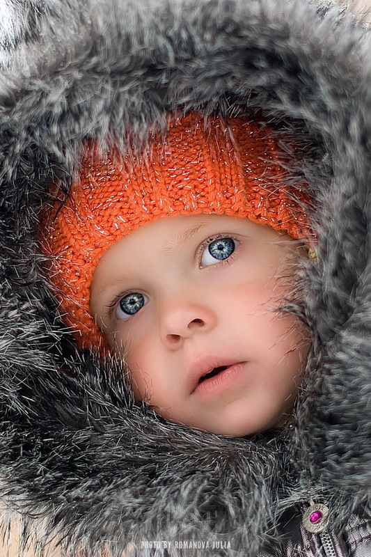 .: Photos, Newborns Baby Photography, Winter Time, Precious Children, Winter Style, Photography Example, Blue Eye, Kids, Beautiful Newborns