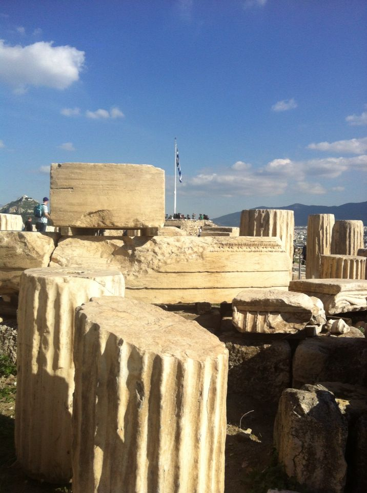 Akropolis view  #Athens #Greece #Travel