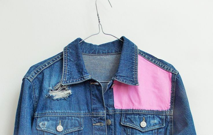 PopArt jacket. #denim#jacket#handmade#intishopromania