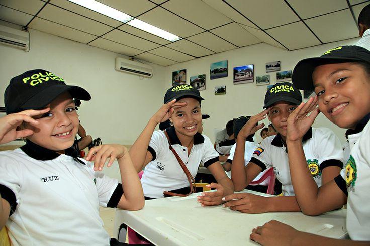 Policia juveníl de Aracataca