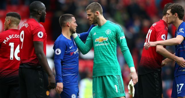 Man United Chelsea And Arsenal Resume Baffling Race For Champions League Qualification Premier League Champions League Man United