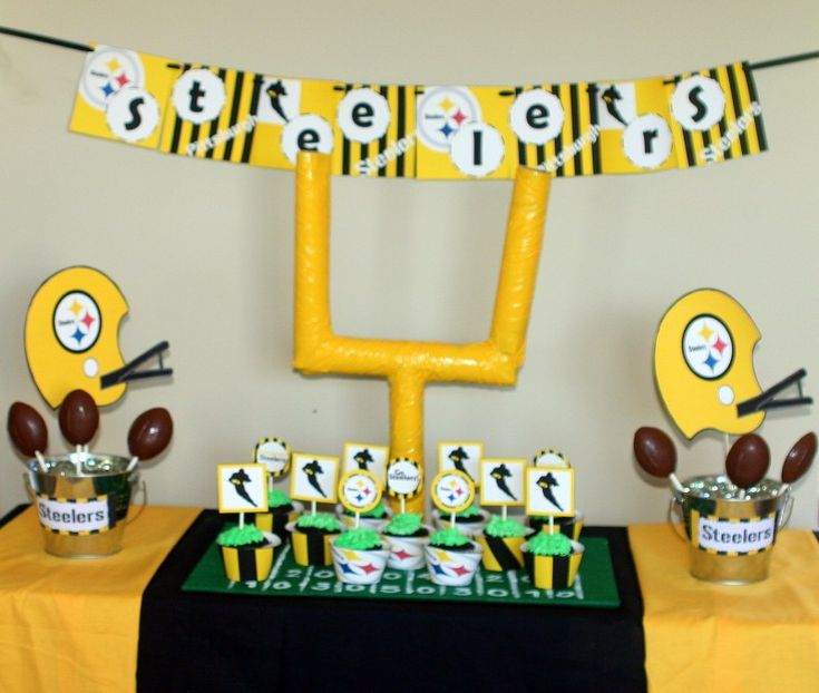 66 best steelers birthday party images on pinterest birthdays are you nfl die hard fans get your favourite teams jersey now find this pin and more on steelers birthday party filmwisefo Gallery