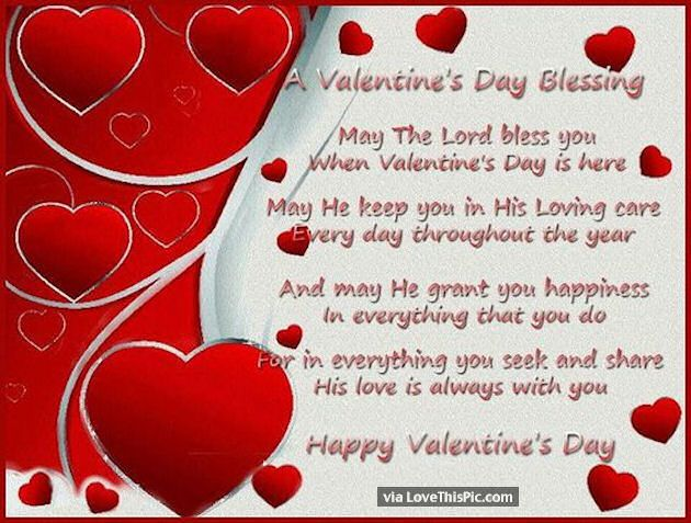 valentines day greetings for family