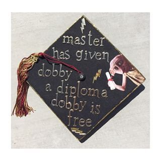 """This cap that's just clever AF. 