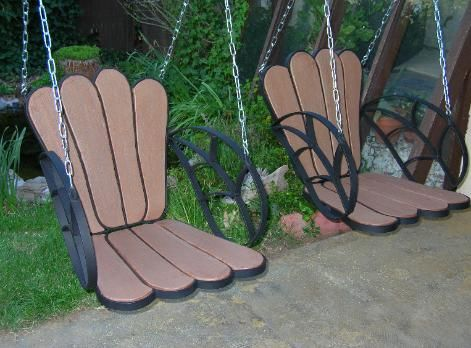Best Images About Just Swing Pinterest Tree Chairs And Front Porch Swings