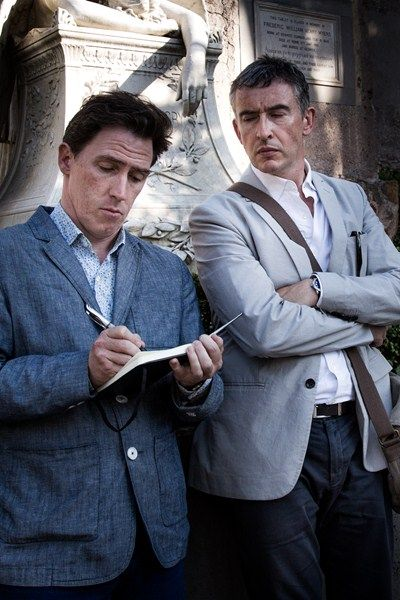 Rob Brydon and Steve Coogan's Italian road trip - The Trip to Italy BBC - Italy travel guide - Tatler