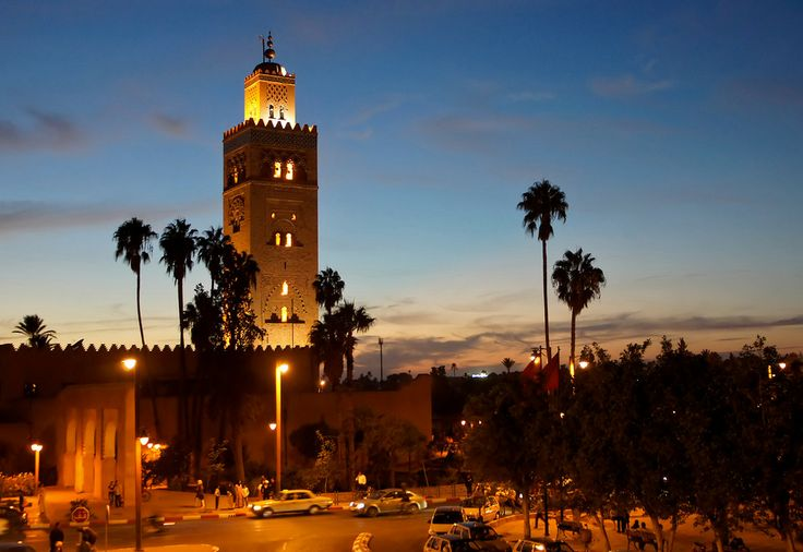 The simple splendor of Marrakech's Koutoubia Mosque par Fotopedia Editorial Team