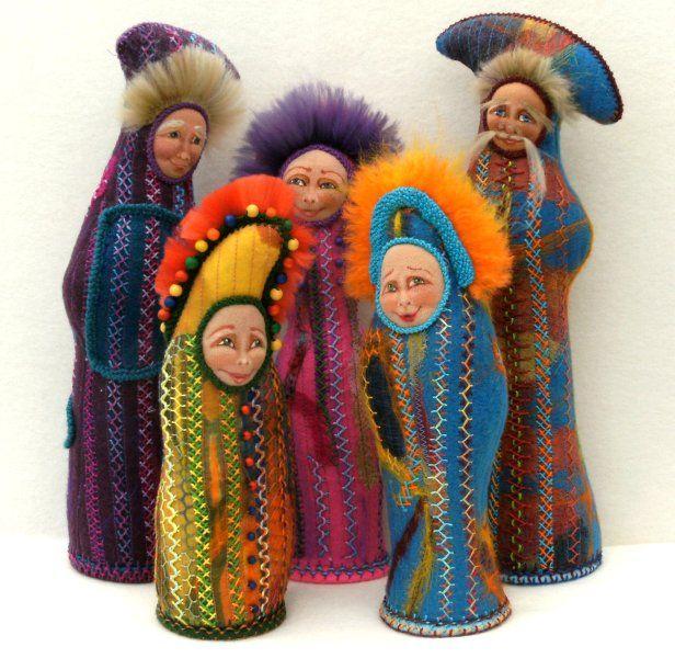 fun stump dolls