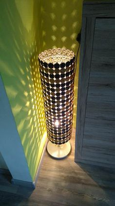 http://www.kitchenredesignideas.com/category/Nespresso/ Used Nespresso Capsules Into Lamps