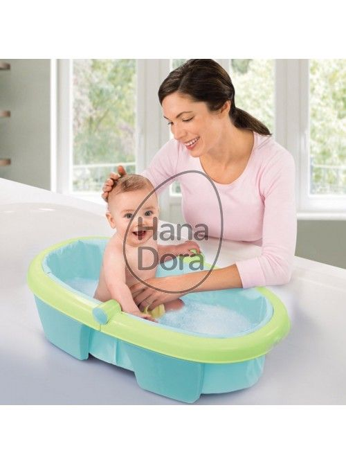 SUMMER INFANT NEWBORN-TO-TODDLER FOLDAWAY BABY BATH http://www.hanadora.com/bath-babycare/summer-infant-newborn-to-toddler-foldaway-baby-bath.html