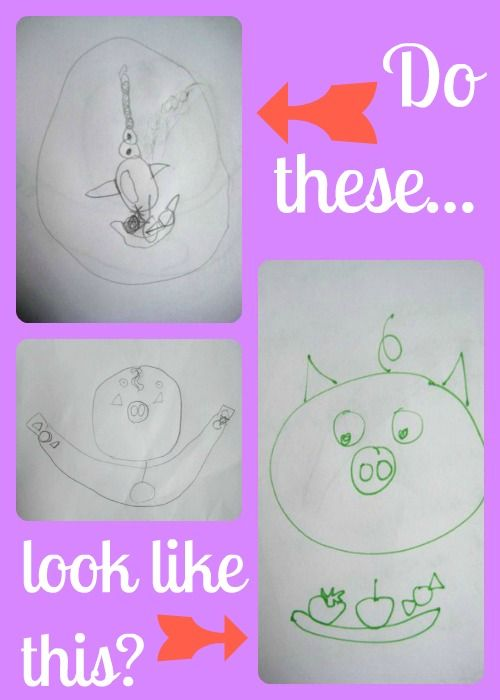 Can you copy what you can't see? drawing game