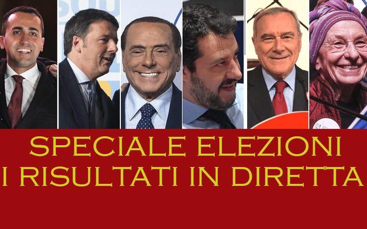 ELEZIONI POLITICHE 2018 - TUTTI I RISULTATI - Exit poll e proiezioni in diretta - http://retenews24.it/elezioni-politiche-2018-tutti-i-risultati-exit-poll-e-proiezioni-in-diretta/