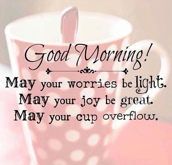 Good Morning Wishes For A Special Friend