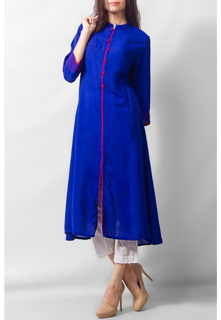 For the last few years, Kurti has become very popular among women. The style of traditional clothing has changed from the past. Now the dresses have become more stylish and more modern. While talking about kurti, there is a significant modification in the styles of today's Kurtis.