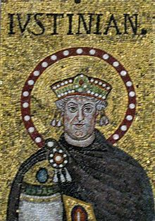 P: Emperor Justinian of the Byzantine empire was able to codify Roman law and therefore reduce legal confusion in the Byzantine empire. During his rule Emperor Justinian also attempted to recover Western territory, without much success.