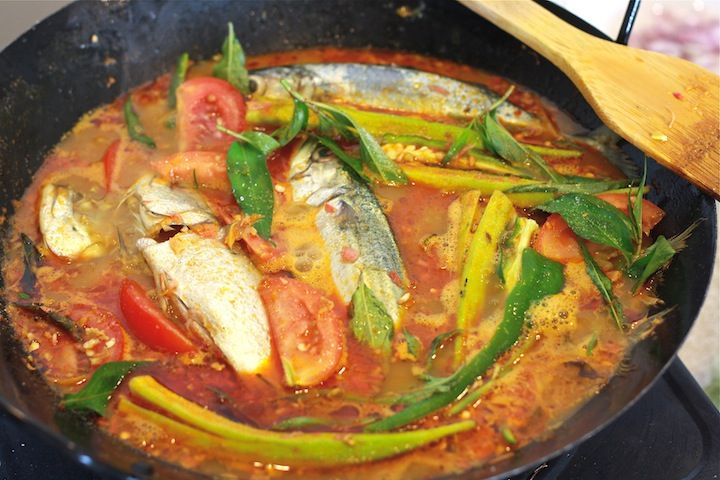 how to cook fish curry filipino style