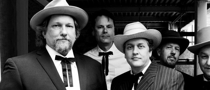 Huck Finn Jubilee Bluegrass Music Festival has announced the addition of Jerry Douglas presents the Earls of Leicester to the 2016 line-up! #Ontario #California #Americana #bluegrass #folk #festival