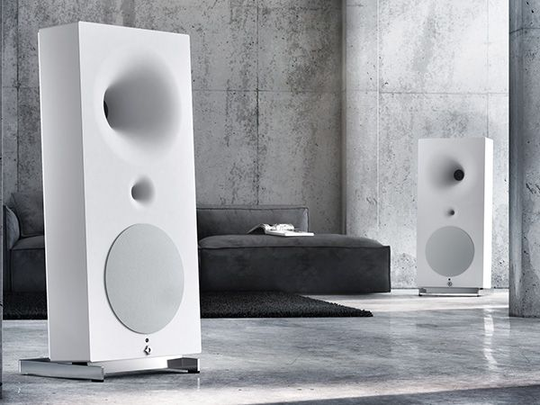 iF Design Awards Top 20 Gold Winners: ZERO 1 by Adamidesign - Wireless – Digital – High-end. ZERO 1, the first digital all in one horn speaker system in the world. Read more at http://www.yankodesign.com/2014/02/28/if-design-awards-top-20-gold-winners/#qmPly1v8VSXrmFkT.99