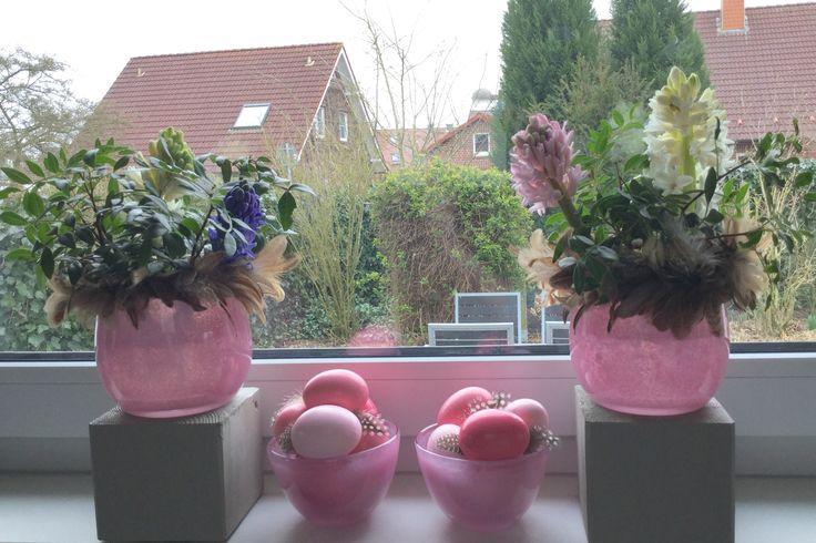 Ostern wird pink