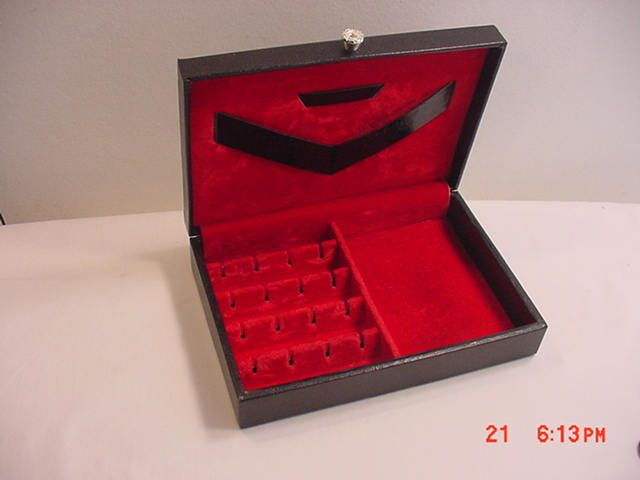 Vintage Men's Lord Buxton Jewelry Box  17 - 608 by HardlyAbleStable on Etsy
