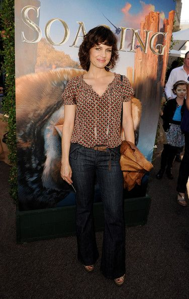 "Carla Gugino Photos - Premiere Of ""Legend Of The Guardians: The Owls Of Ga'Hoole"" - Pre-Party - Zimbio"