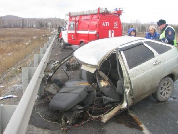 ΕΙΔΙΚΟΤΗΤΑ ΔΙΑΣΩΣΤΗΣ: Τρομακτικό δυστύχημα στη ρωσική περιφέρεια [Βίντεο...