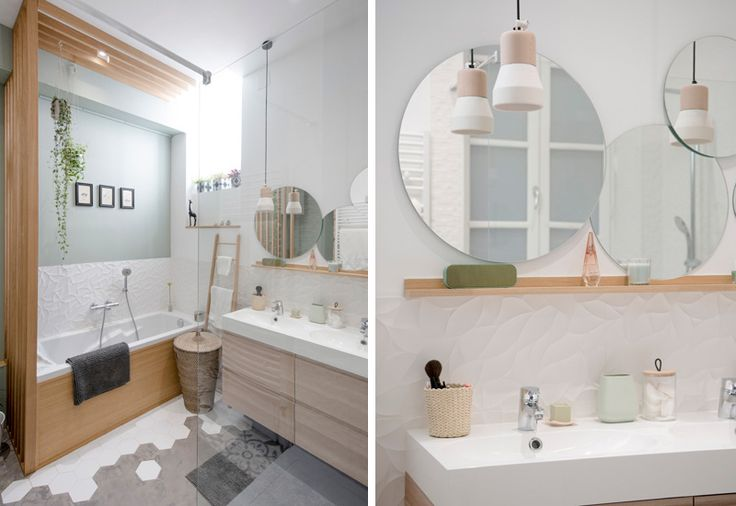 63 best idees deco images on Pinterest Kitchen white, Floors and