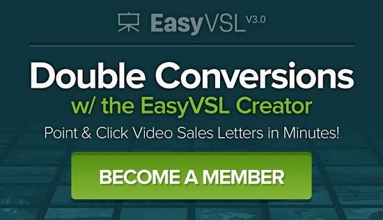 EasyVSL 3.0 allows you to create video sales letter (VSLs) easier and faster without having to waste alot of your time or paying alot of money for someone to create video sales letters for you.