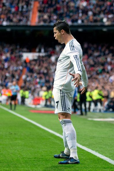 Cristiano Ronaldo - Real Madrid CF v Real Sociedad de Futbol - La Liga