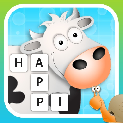 Happi Spells - Crossword Puzzles for Kids