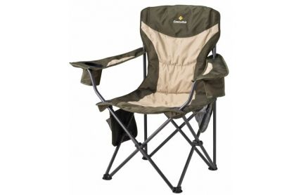 OzTrail Executive Camping Arm Chair