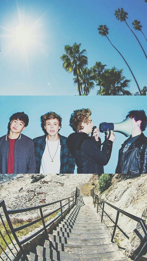 5 seconds of summer wallpaper