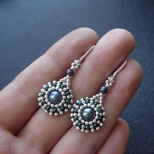 Ohrringe ... von Jersica