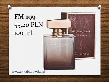FM 199 Orientalne z nutą korzenną