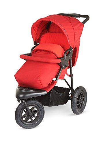 Mothercare Xtreme Pushchair Travel System (Red)