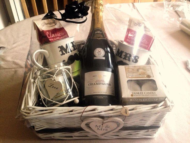 Couple's Christmas Eve box