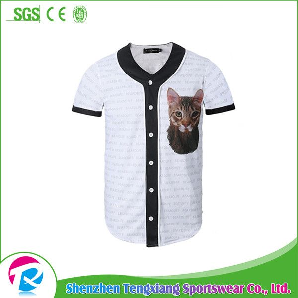 baseball jerseys customized design