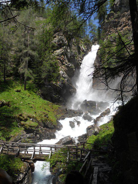 Waterfalls - Val di Rabbi - Trentino - © Cinzia Pedrazzoli - http://www.visittrentino.it/it/cosa_fare/da_vedere/dettagli/dett/val-di-rabbi
