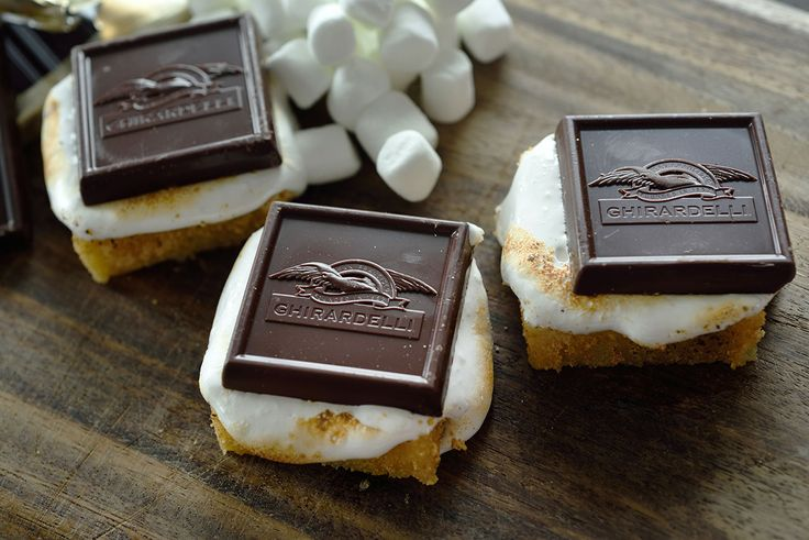 Ghirardelli© Chocolate Bourbon Caramel S'mores | 2017 Kentucky Derby & Oaks | May 5 and 6, 2017 | Tickets, Events, News
