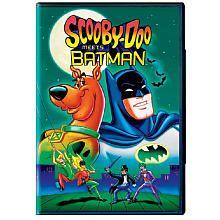 Scooby-Doo Meets Batman DVD