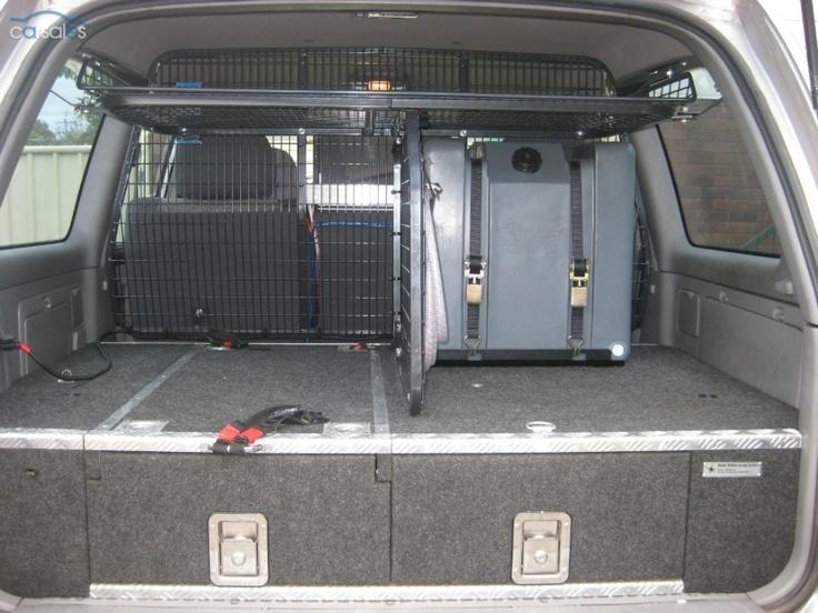 2003 TOYOTA LANDCRUISER HZJ105R GXL, the Rockhampton car